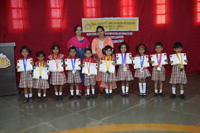 Annual Prize Distribution Kinder Garden
