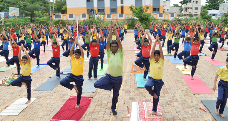 Yoga Day Celebration
