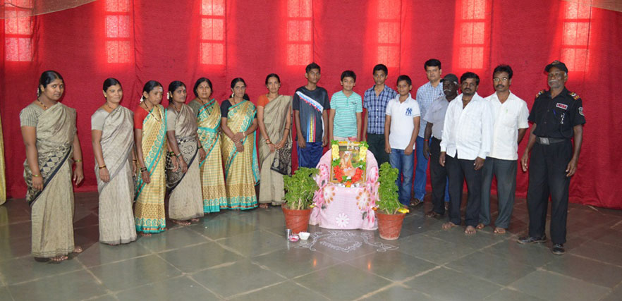 Celebration of Valmiki Jayanti