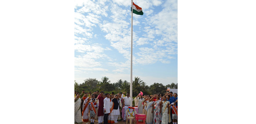 Republic day Celebration(26.01.2017)