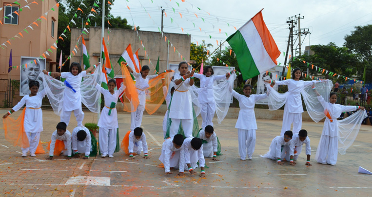 Celebration of Independence Day