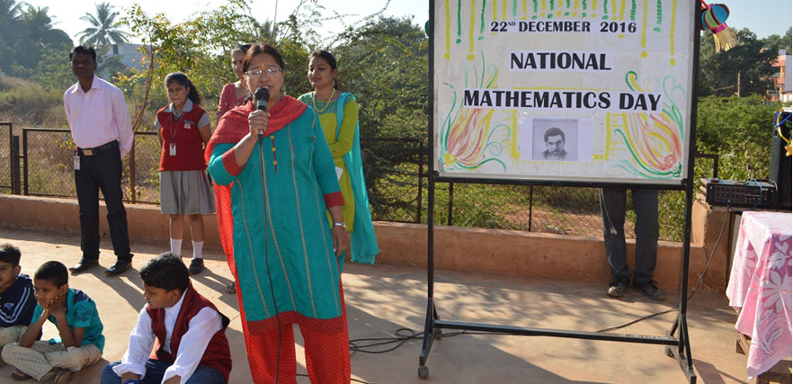 Celebration of Maths day