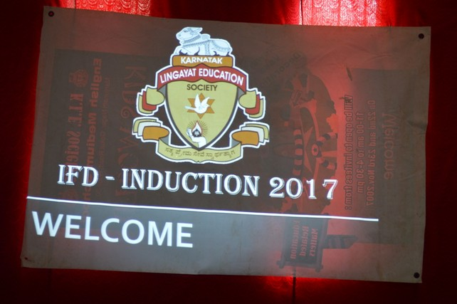 IFD Induction 2017
